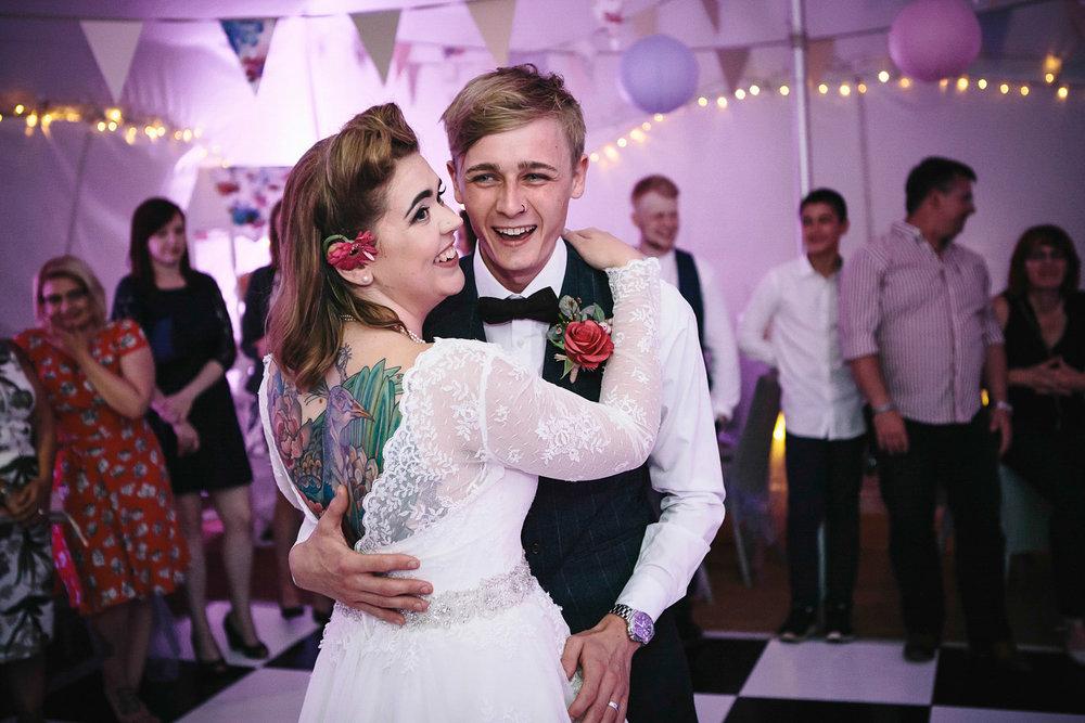 Alternative wedding photography 94