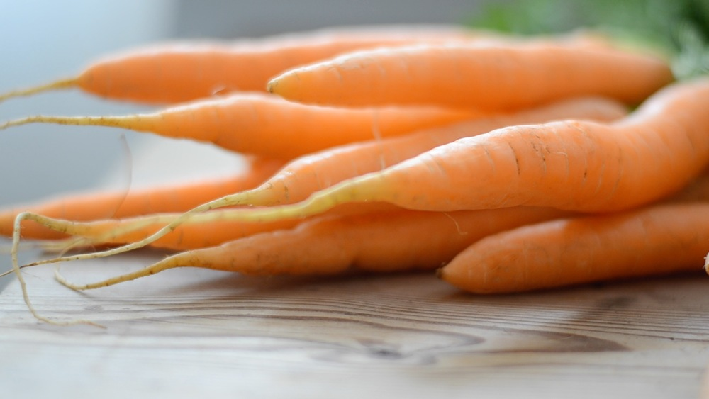 500 g Karotten