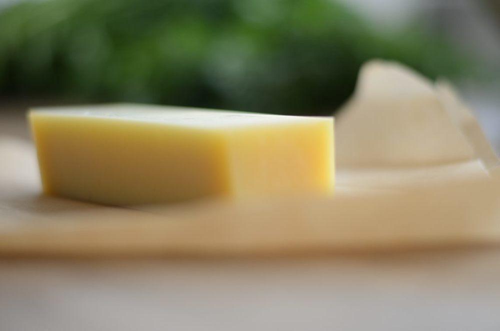 120 g würziger Käse