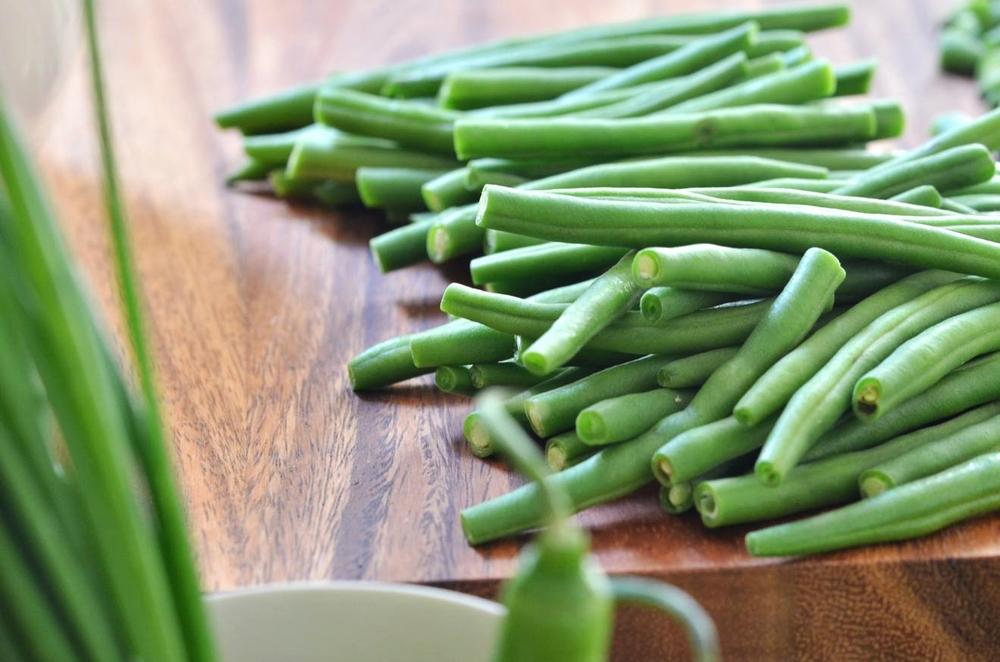 300g grüne Bohnen