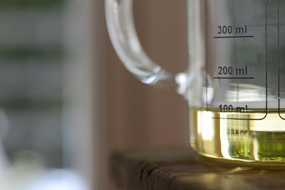 100ml Pflanzenöl