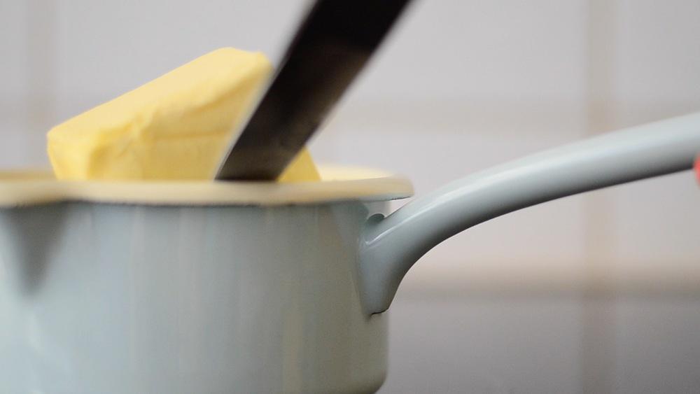 + 250 g Butter