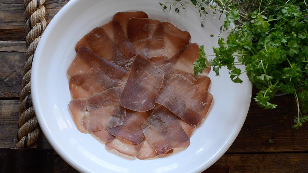 150 g Bündnerfleisch