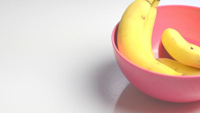 himbeer bananen smoothie get hungry. Black Bedroom Furniture Sets. Home Design Ideas