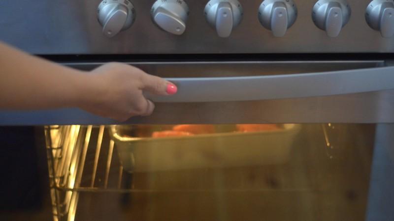 2 h bei 120 °C Umluft schmoren