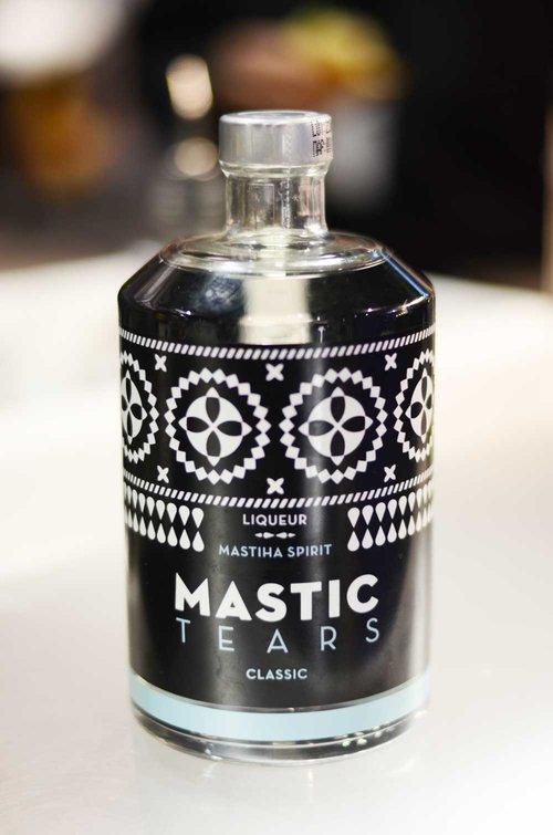 Mastic Tears Cocktail Die Tränen Des Pistazienbaumes Get Hungry