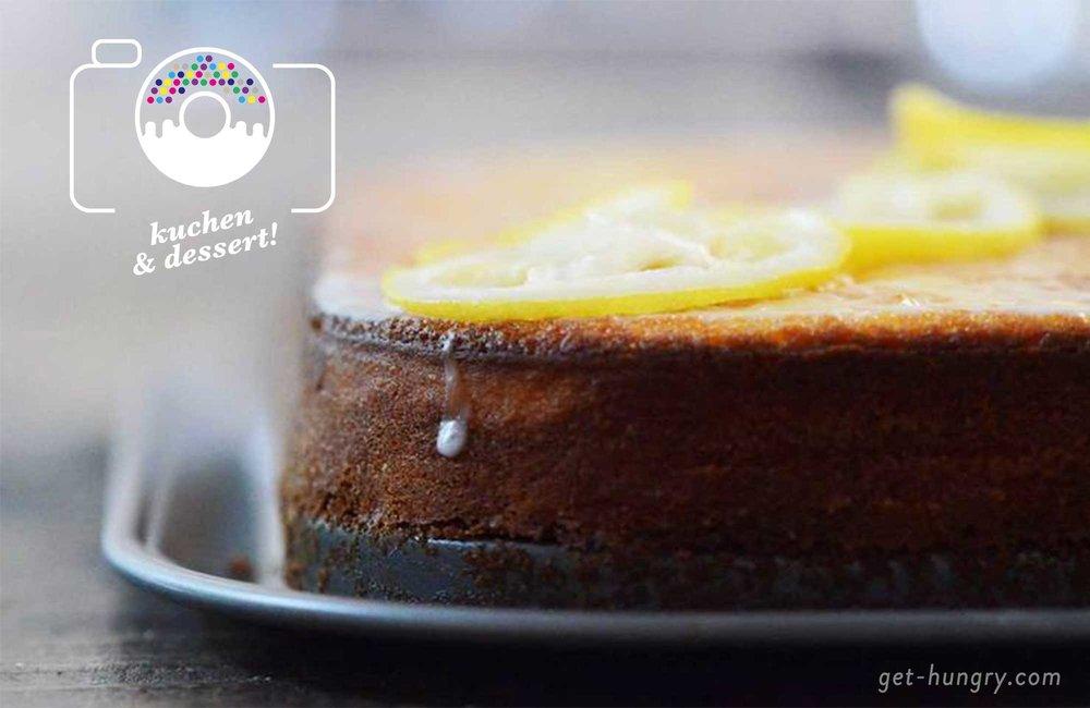 Saftiger Amalfi-Zitronenkuchen - gethungry.com
