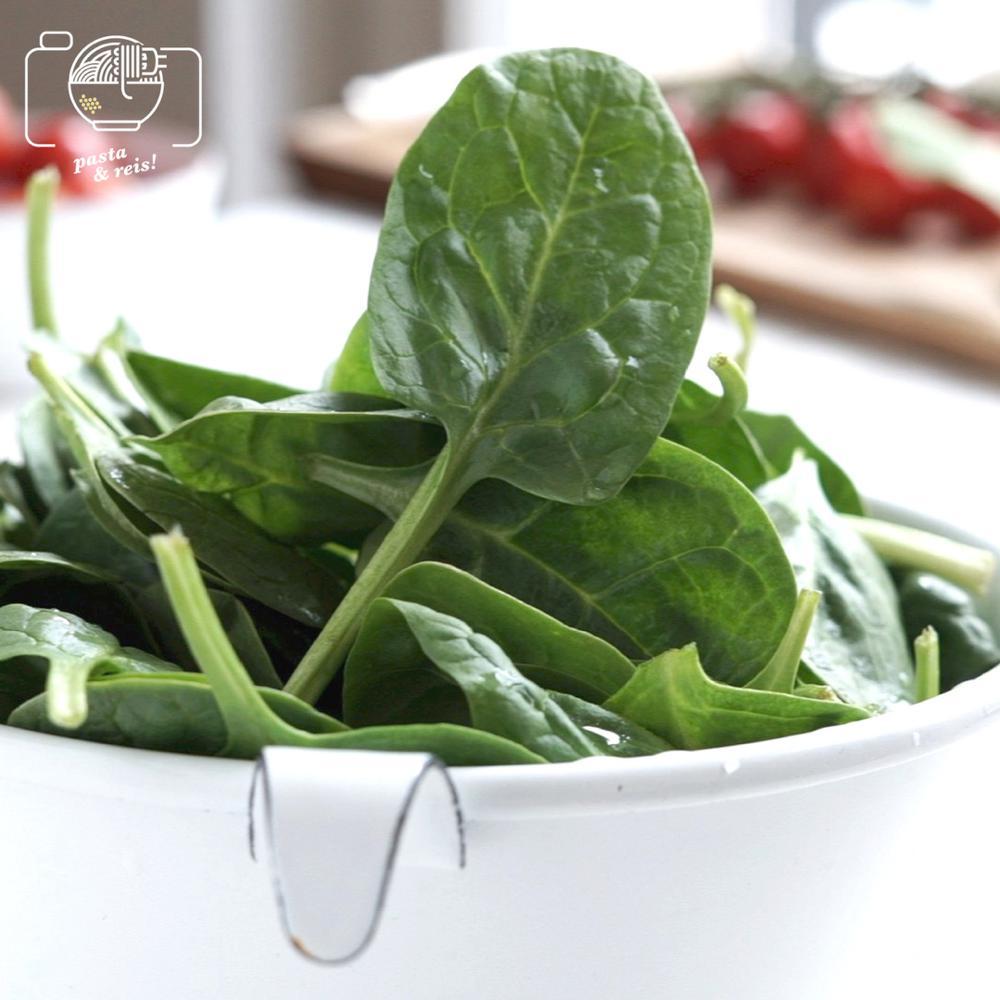 Spinat-Lachs-Pasta - ein Rezept nach Weight Watchers