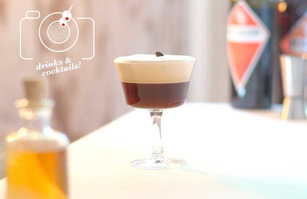 Espresso Martini mit Belsazar Vemouth Red