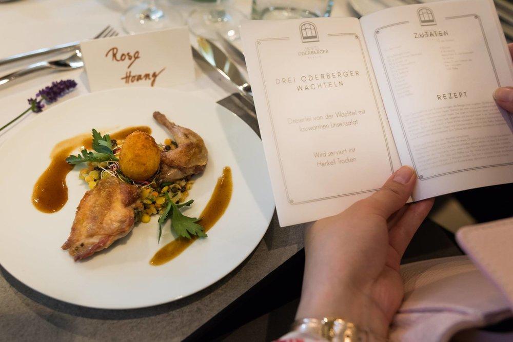 Blogger Dinner 2017