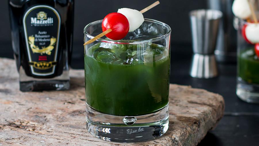 CAPRESE LIQUIDO BERLIN - Cocktail by Mazzetti