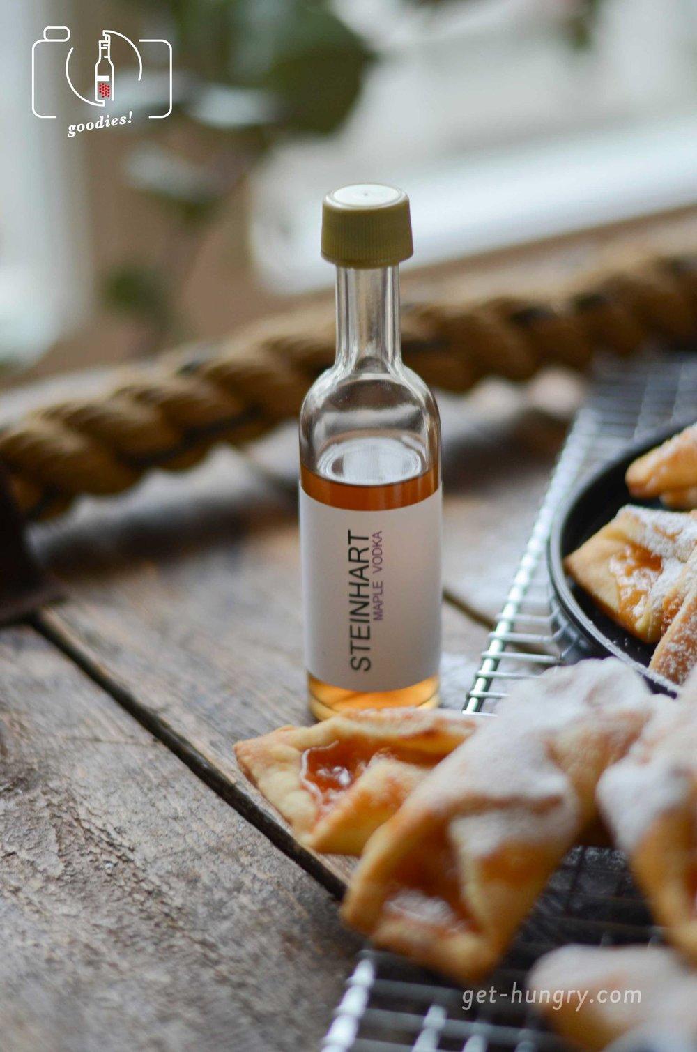Steinharts Maple-Vodka from Nova Scotia