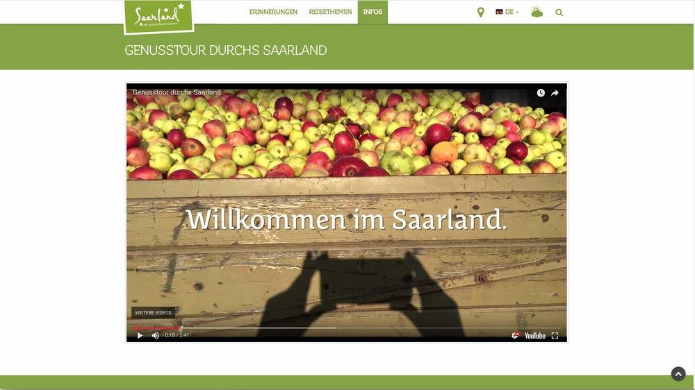 Saarland Genussreise