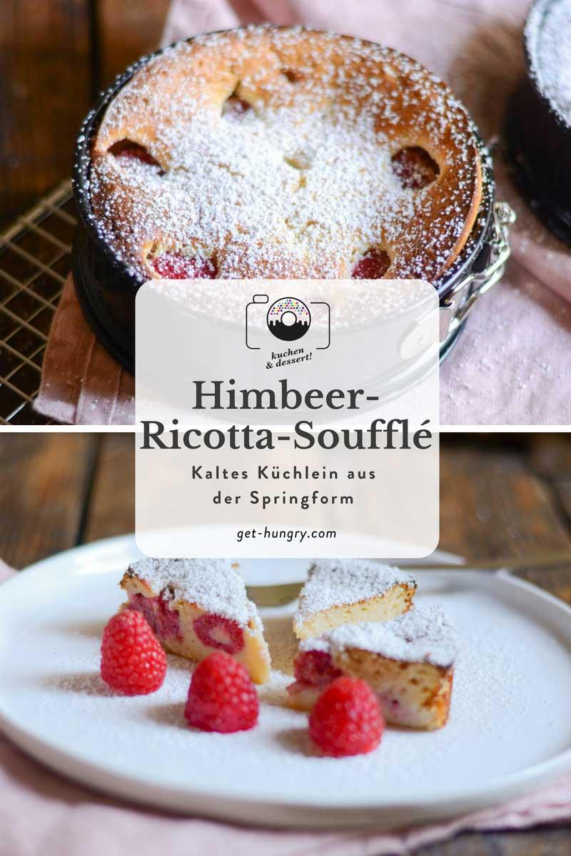 Himbeer-Ricotta-Soufflé