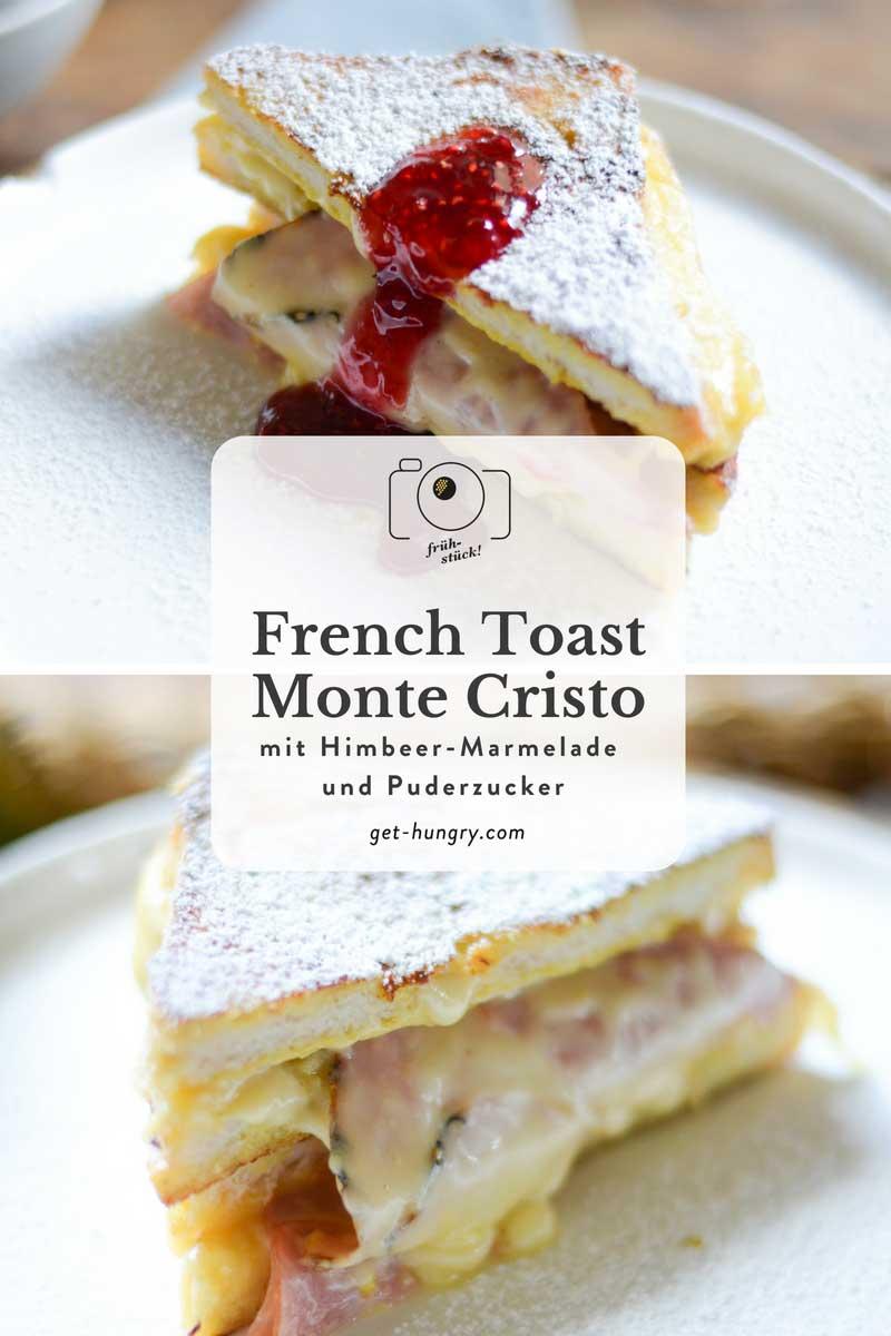 Frenche Toast Monte Cristo aka Monte Cristo Sandwich