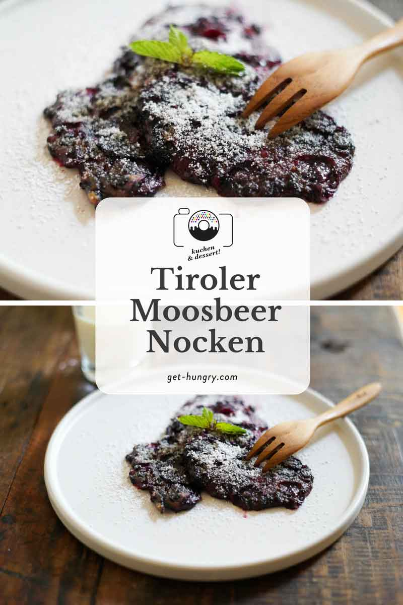 Tiroler Moosbeernocken