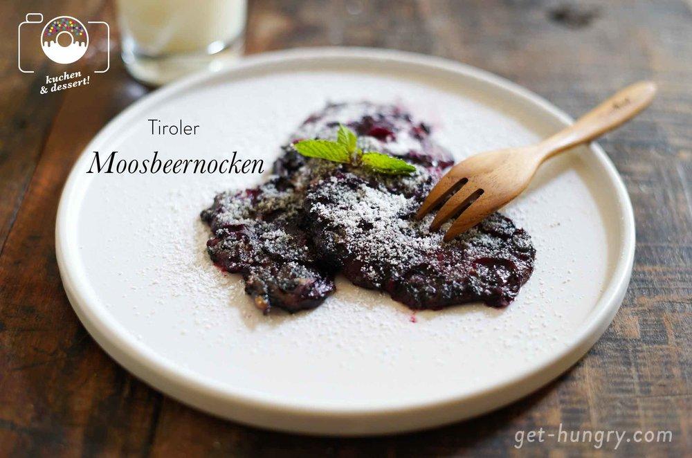 Moosbeernocken - eine uralte und unwiderstehliche Köstlichkeit aus meiner Tiroler Heimatküche.