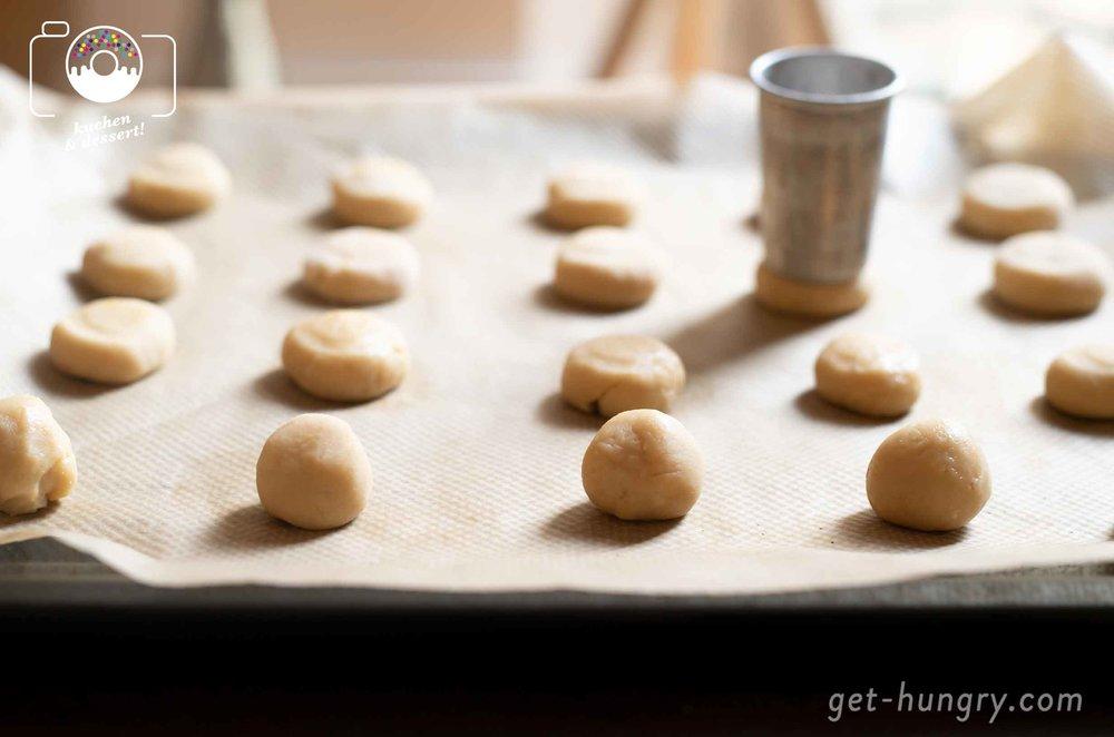 Creamcheese-Zitronen-Cookies - Luftige Soft-Kekse zu Tee und Kaffee
