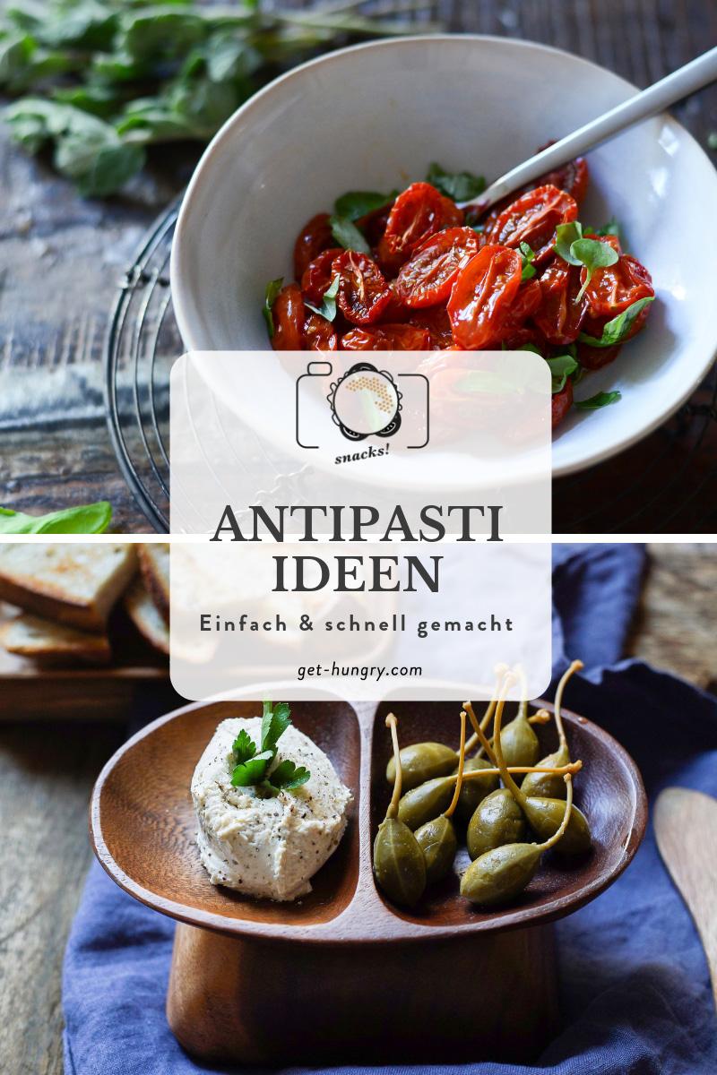Antipasti-Ideen-schnell und einfach