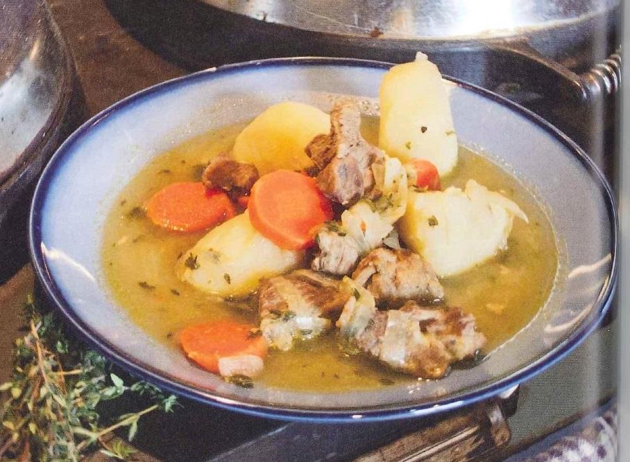 出典:松井ゆみ子著「家庭で作れるアイルランド料理」