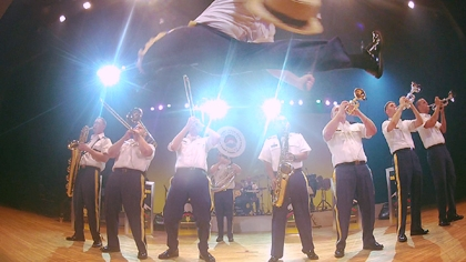 Uncle Sam's All-American Brass Band