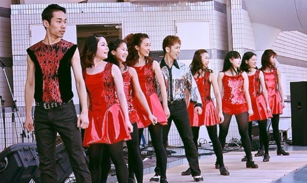 Taka Hayashi Irish Dance Academy