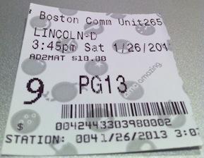 Lincoln_Stub