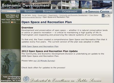 Open_Space_Survey