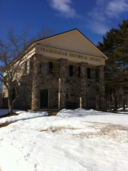 Framingham_History