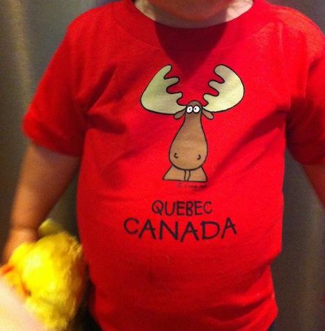 Quebec_Shirt