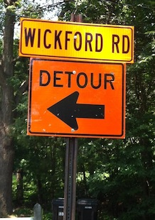 Wickford_Detour