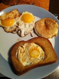 EggInAHole