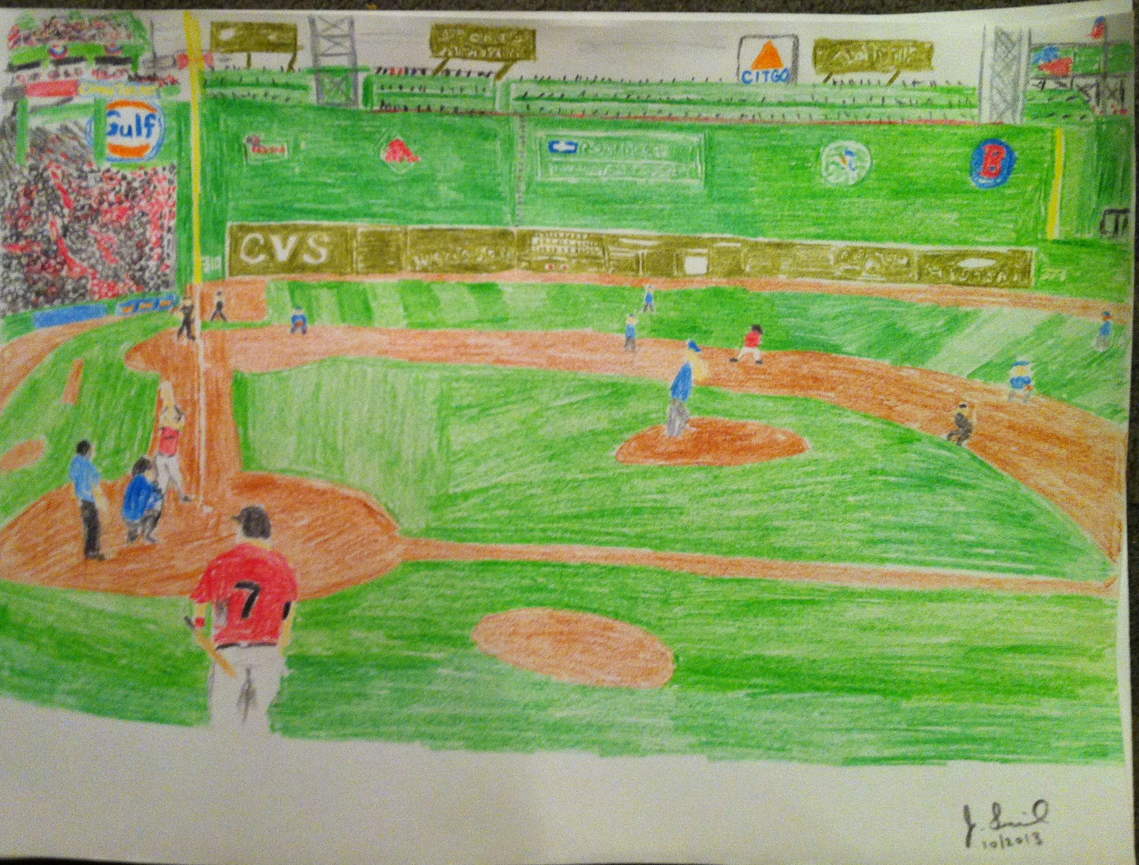 Fenway_Drawn
