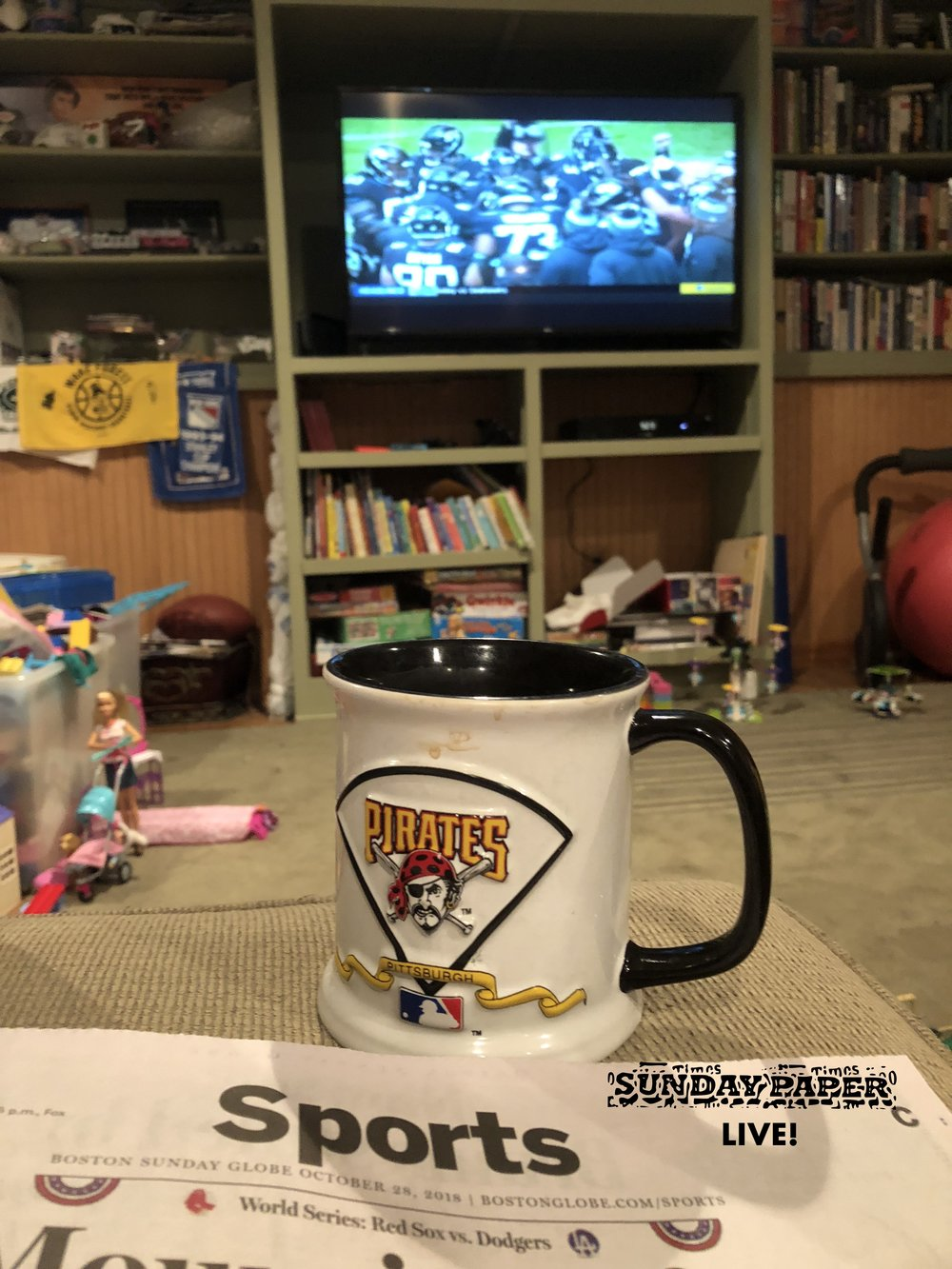 CoffeePaperFootballSundayPaperLive.JPG