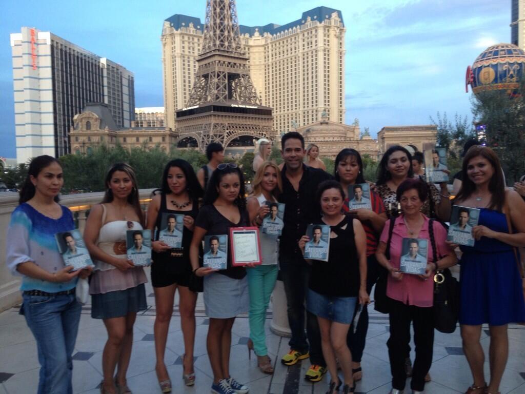 Visita a Las Vegas