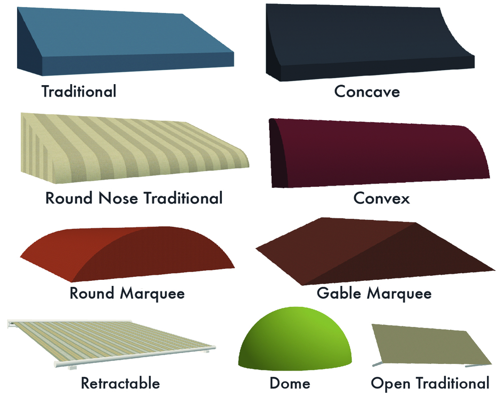 Send Us A Picture Of Your Building And Select The Style Awning You Would Like Let Know What Dimension Fabric Color
