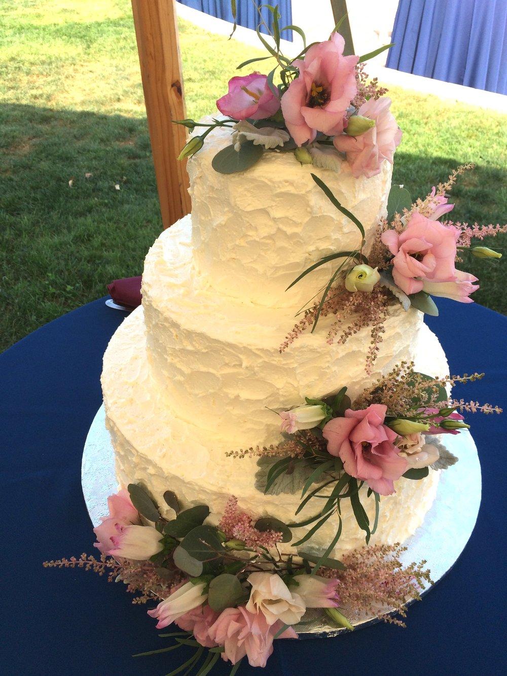 Wedding Cake Flowers.JPG