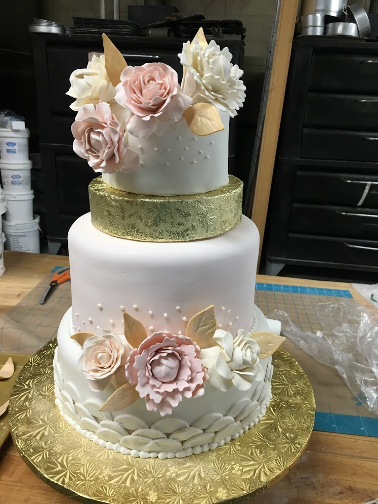 Wedding Cake Pink Flowers.jpg