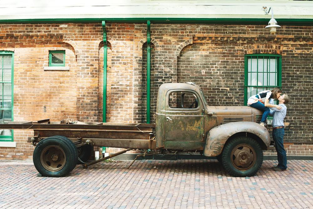 Photo taken at:  Distillery District, Toronto, Ontario