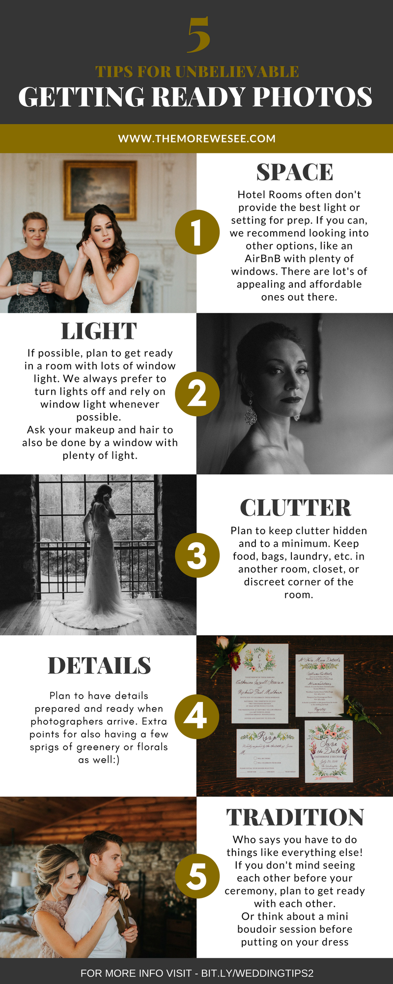 5 Tips For Unbelievable Getting Ready Photos - Click the download button below to download the cheat sheet.