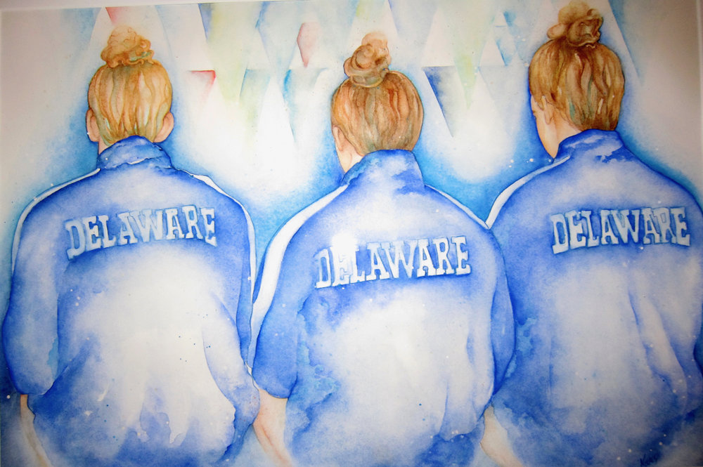 Diving for Delaware