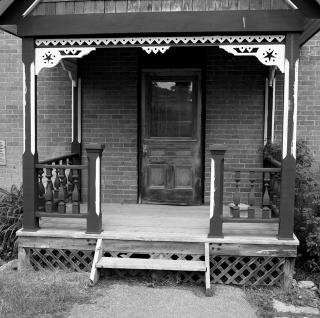 Ottawa valley porch