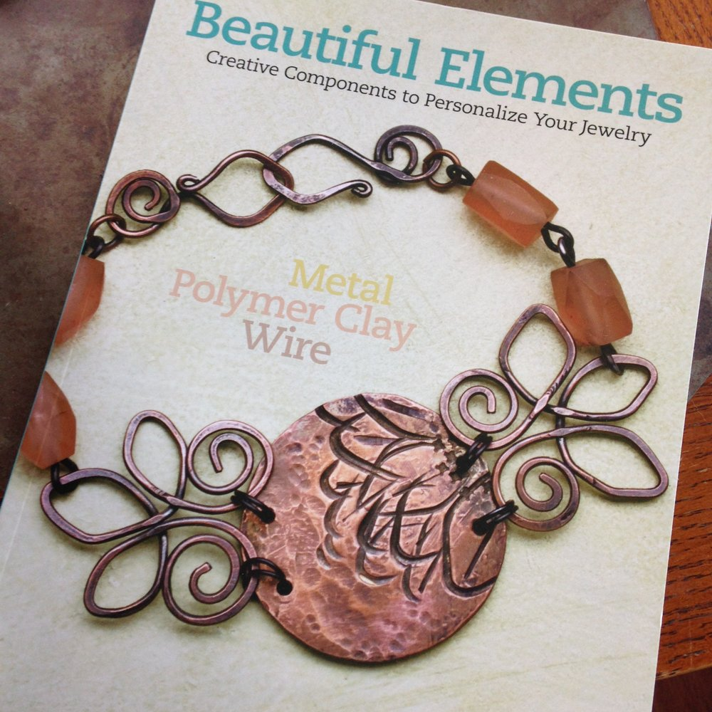 My second book, Beautiful Elements.