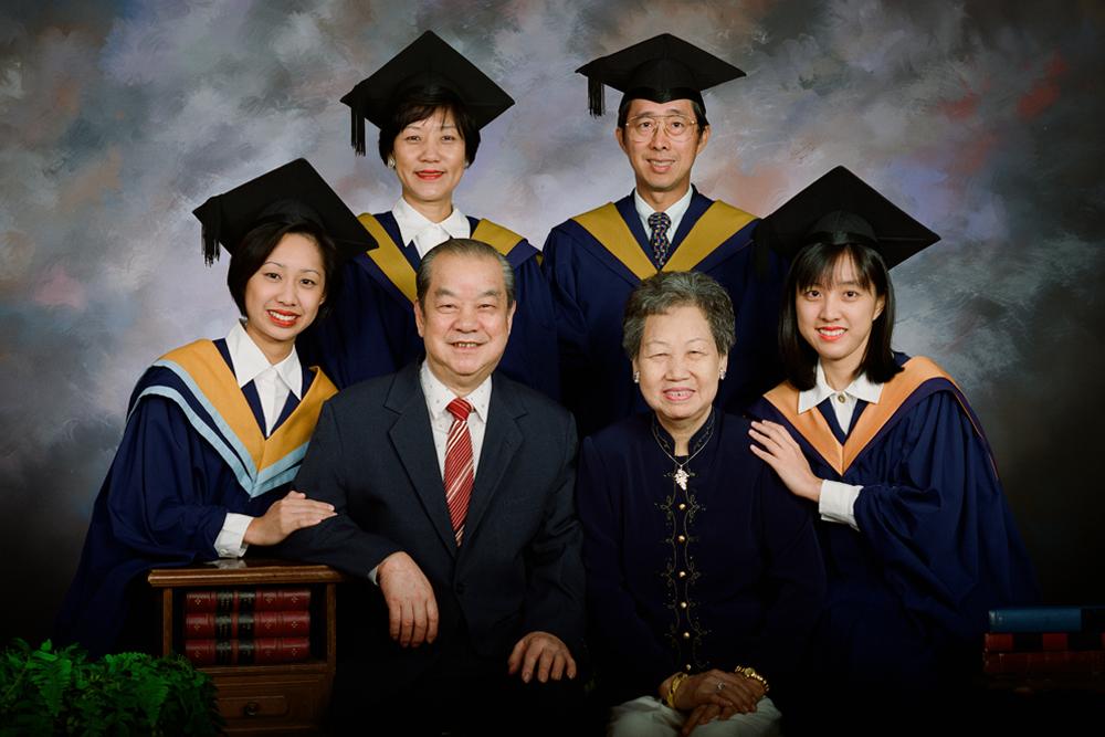 Graduation Regalia — Meyer International Marketing
