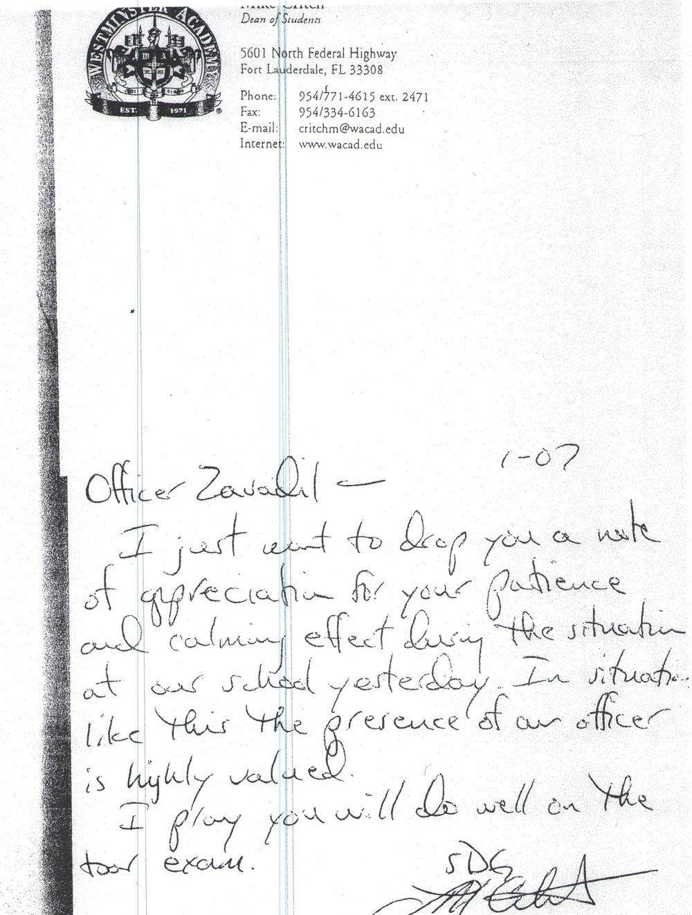 Letter of Appreciation for Handling School Matter .jpg