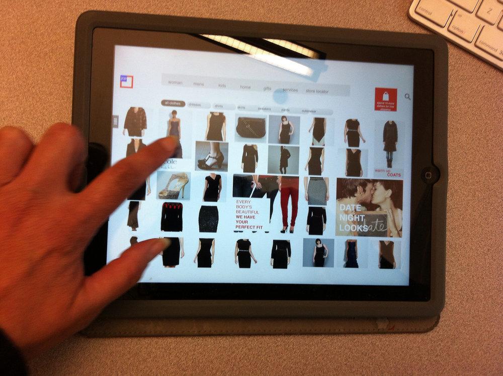 tablet prototype