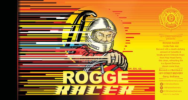 Rogge Racer IPA