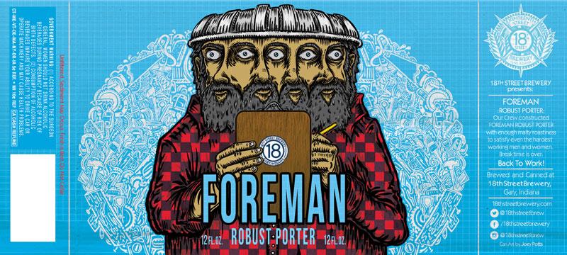 Foreman Robust Porter