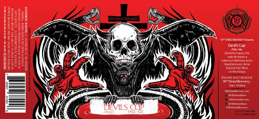 Devil's Cup Pale Ale