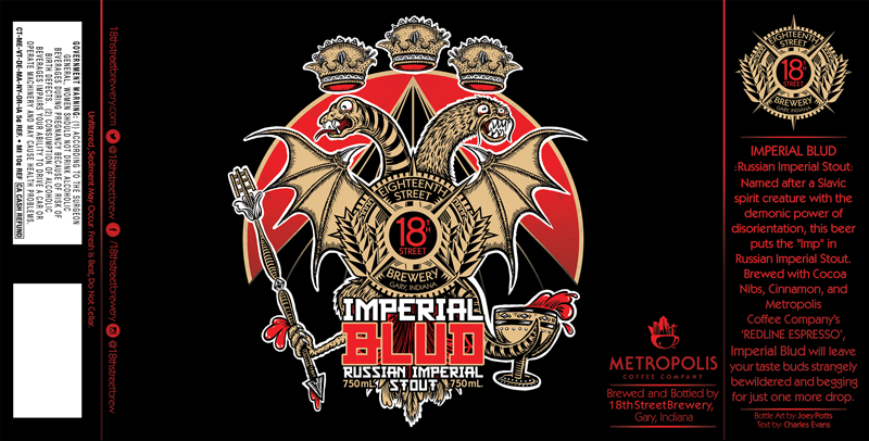 Imperial Blud Russian Imperial Stout
